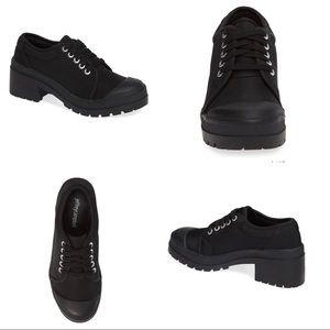 Jeffrey Campbell Award Platform Sneaker